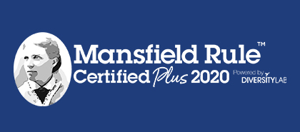 Mansfield Rule Certified Plus 2020